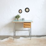 Bureau vintage – chrome – B429